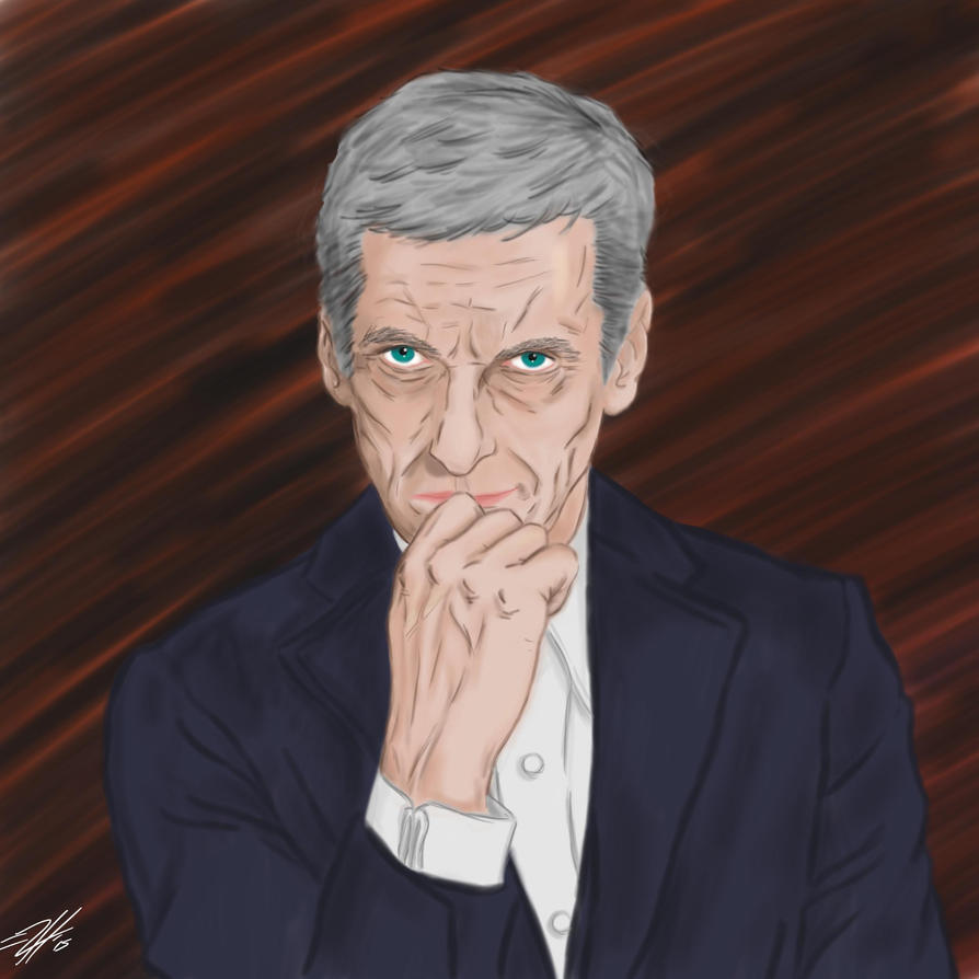 The Twelfth Doctor by Retroabortion