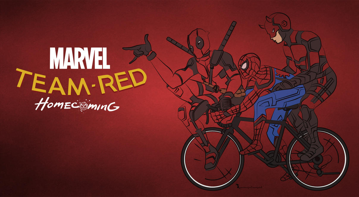 Team Red by antanjuliansyah