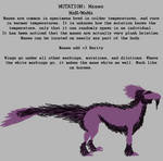 Mutation Manes