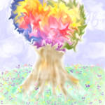 The Tree Of Many Colors