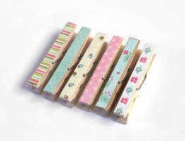 Clothing Pegs Magnet Pins