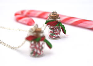 Christmas Giveaway Necklace