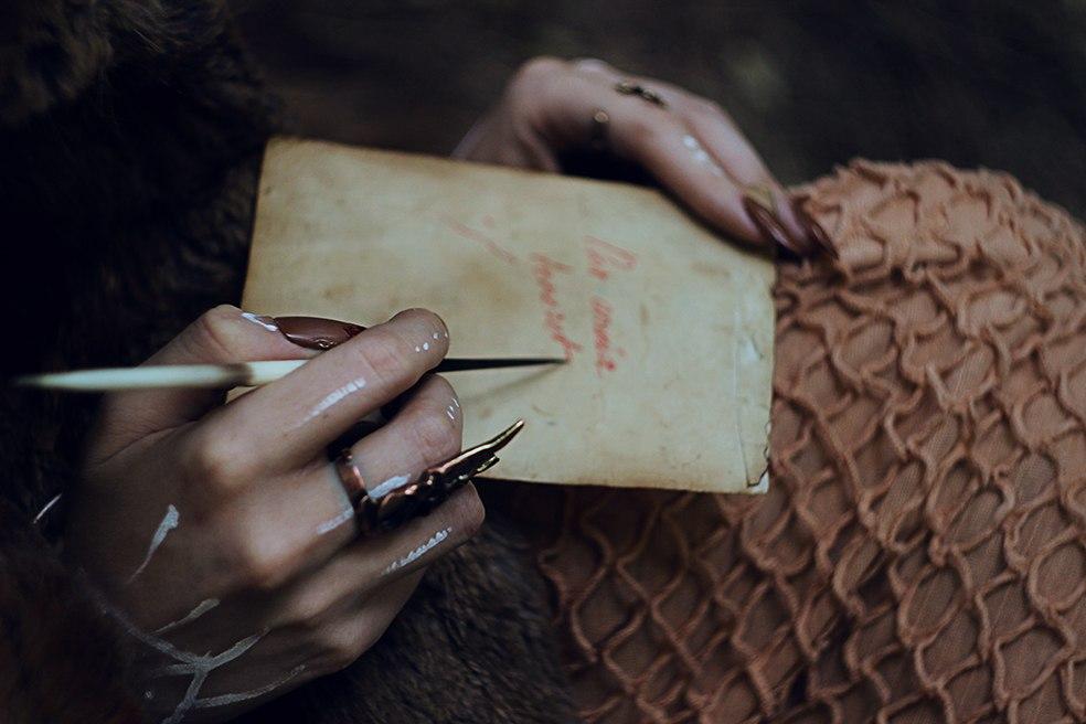 letters for dead by UnaRubyHeart