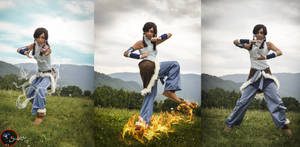 The new avatar - The legend of Korra