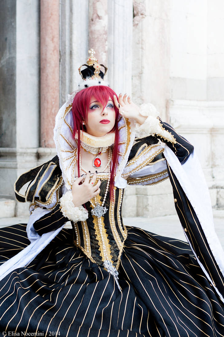 Queen Esther - Trinity blood by Neigeamer