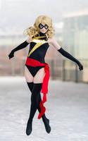 Miss Marvel ~ by Neigeamer