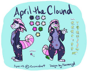 April the Clound