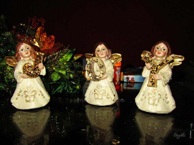 Angels of Joy by DeyMi