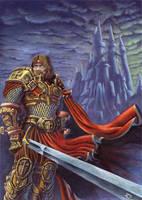 King Arthur by HavetVargar