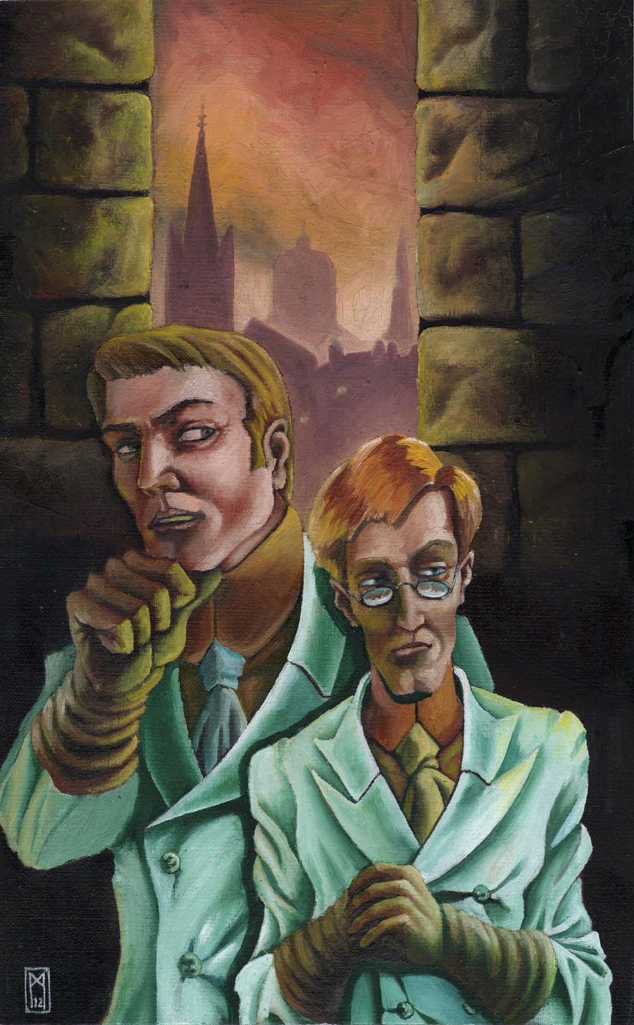 Lovecraft Project: Herbert West by HavetVargar