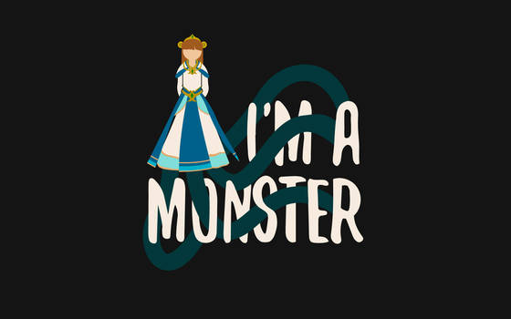 I'M A MONSTER by tomtomss