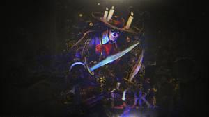 SMITE's Grim Mariachi Loki wallpaper