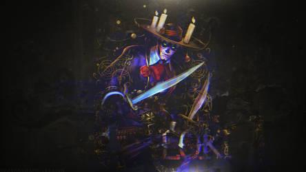 SMITE's Grim Mariachi Loki wallpaper by tomtomss