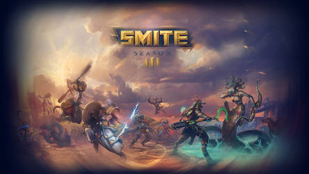 SMITE | Season 3 Wallpaper by tomtomss
