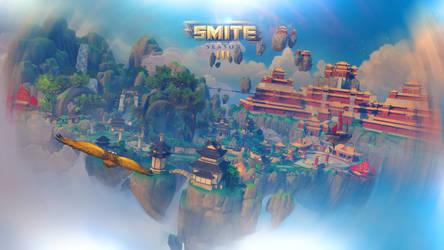 SMITE | Season 3 Joust Map Wallpaper by tomtomss