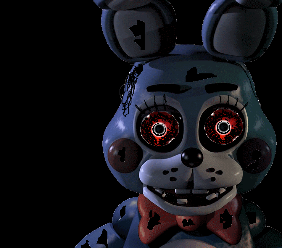 Fnaf 2 Toy Bonnie Fan Made By Me By Nightmare499 On Deviantart