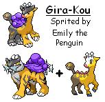 Gira-Kou by OEmilyThePenguinO