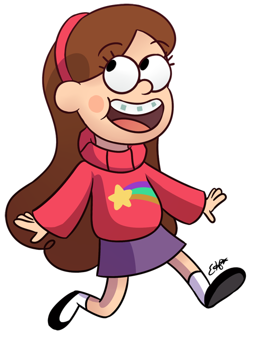 Mabel Pines by OEmilyThePenguinO
