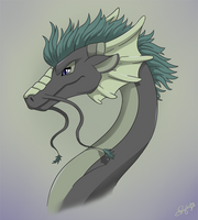 Eastern Dragon by Oomles