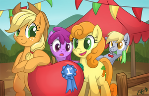 Country Fair Competition (AJ Appreciation Day) by Oomles
