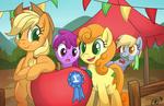 Country Fair Competition (AJ Appreciation Day)