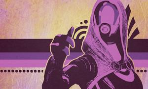 Mass Effect Wallpaper - Tali
