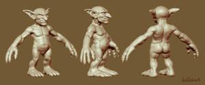 WoW goblin sculpt