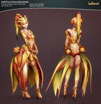 Guild Wars 2 Sylvari Prototype