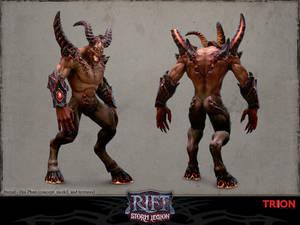 Rift - Ituziel