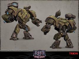 Rift - Manslaughter by haikai13