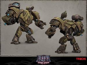 Rift - Manslaughter