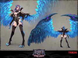 Rift - Gelidra by haikai13