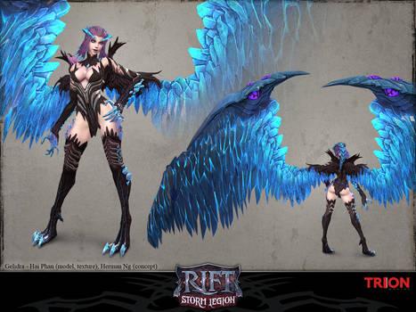 Rift - Gelidra