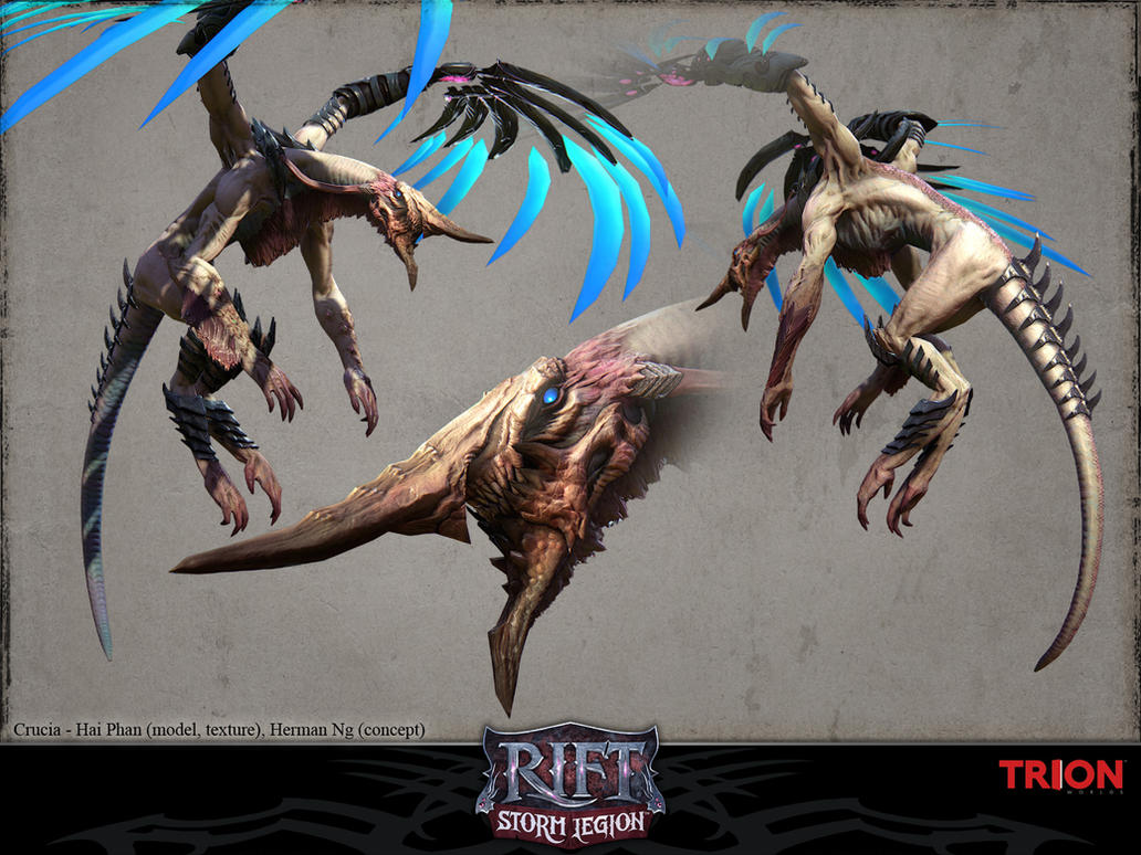 Rift - Crucia by haikai13