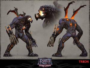 Rift - Volan (unarmored)