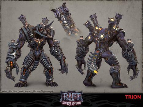 Rift - Volan (armored)