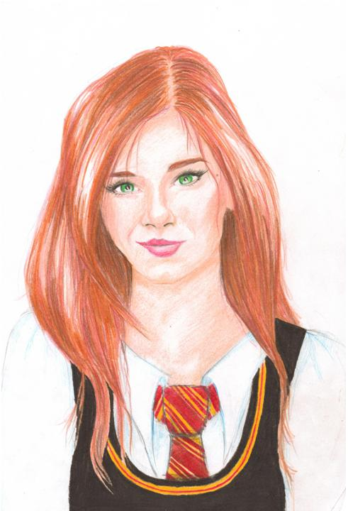 Miss Lily Evans by Fae-T on DeviantArt