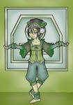 Toph of the Earth Kingdom
