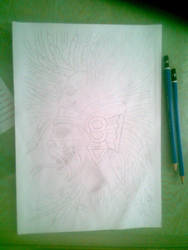 Aztec warrior (unfinished)