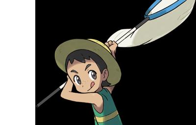 Equipos Pokémon de vuestros personajes - Página 3 Cazabichos_nime_by_ekkusuinetto-dcn10zd