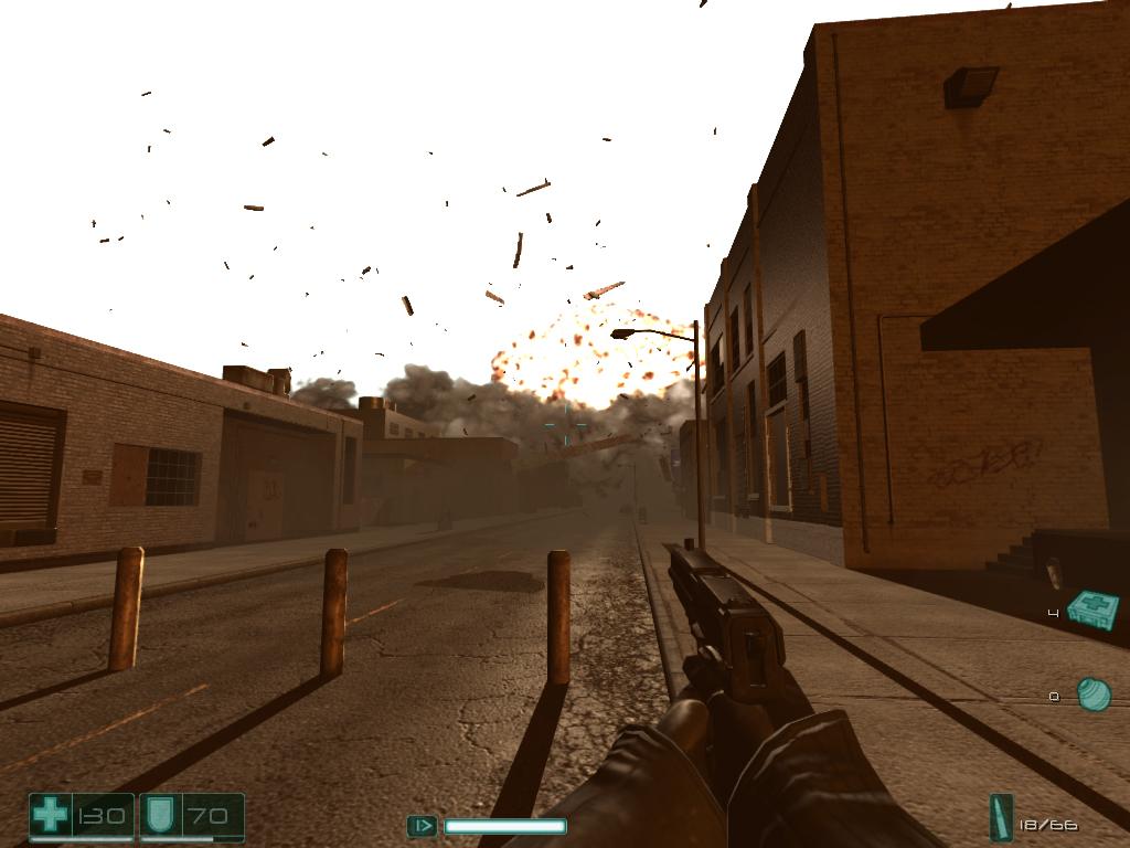 F.E.A.R Nuclear Explosion by JBCFenix