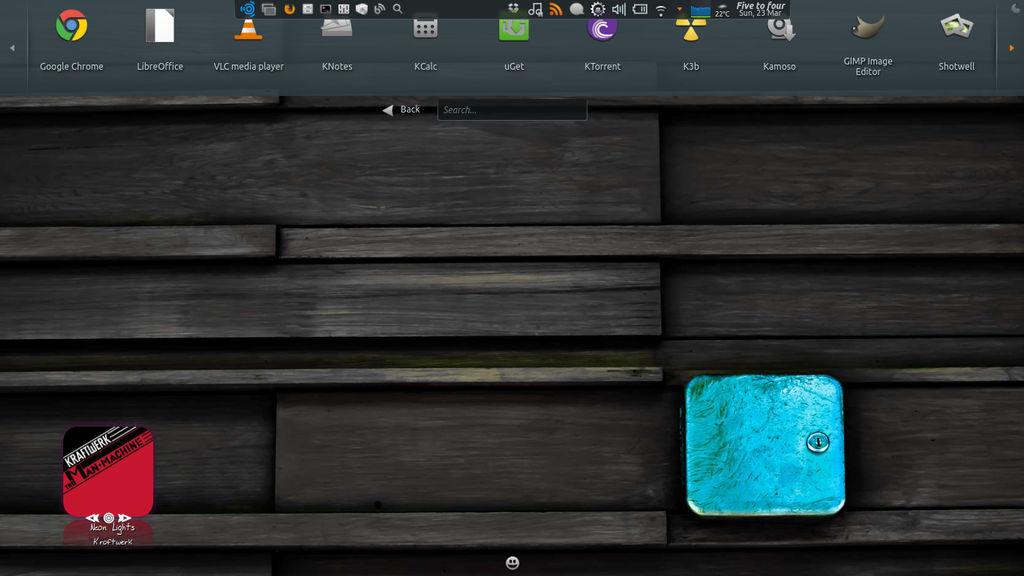 Ubuntu Studio Beta KDE by artbhatta on DeviantArt