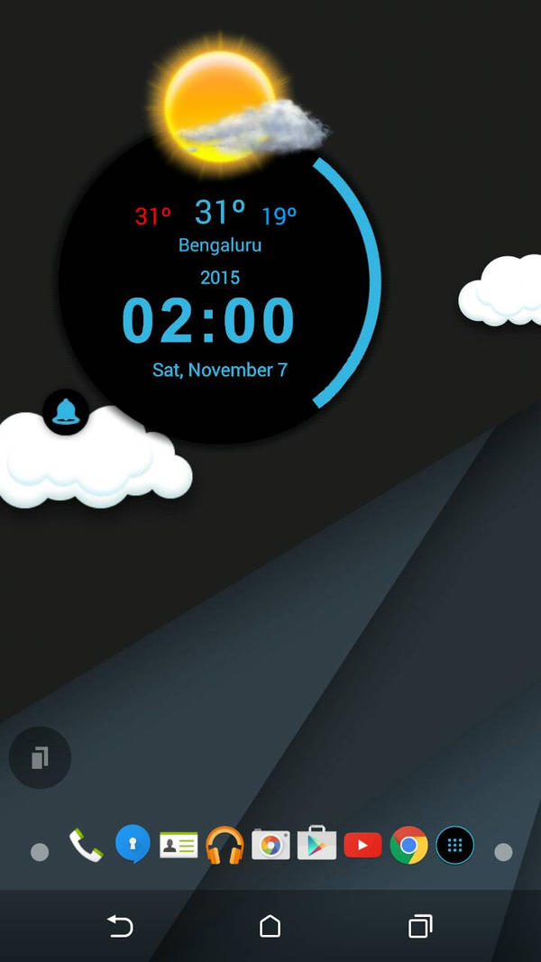 tsf 3d launcher Android by artbhatta