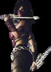 Mortal Kombat- Mileena render 14