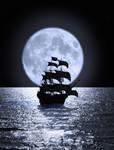 Super Moon Sailing