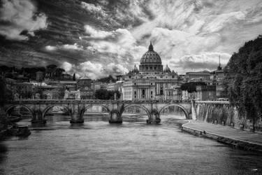 roma (black and white)