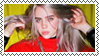 Billie Eilish Stamp