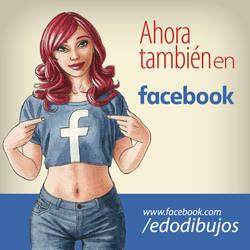 Facebook fanpage promo by cretaceo