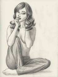Sketch by cretaceo