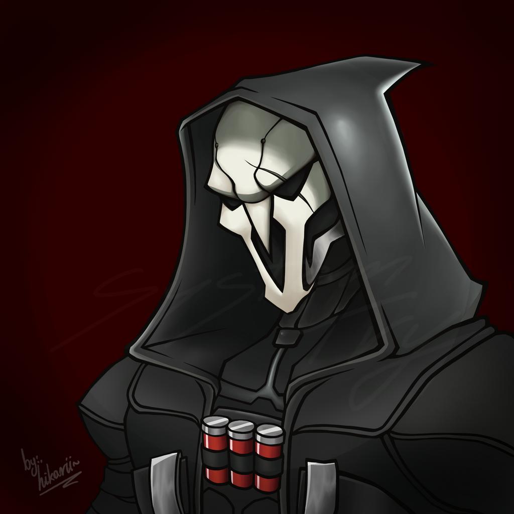 Reaper by Hikarii-chan-tan